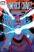 America Chavez Made in the USA Vol 1 3