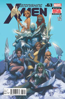 Astonishing X-Men Vol 3 63