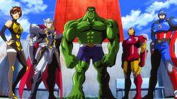 Avengers (Earth-14042) from Marvel Disk Wars The Avengers Season 1 8.jpg