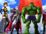 Marvel Disk Wars: The Avengers Season 1 8