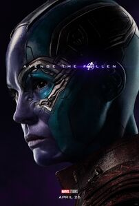 Avengers Endgame poster 011