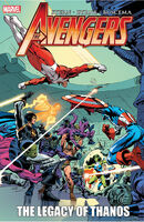 Avengers The Legacy of Thanos TPB Vol 1 1