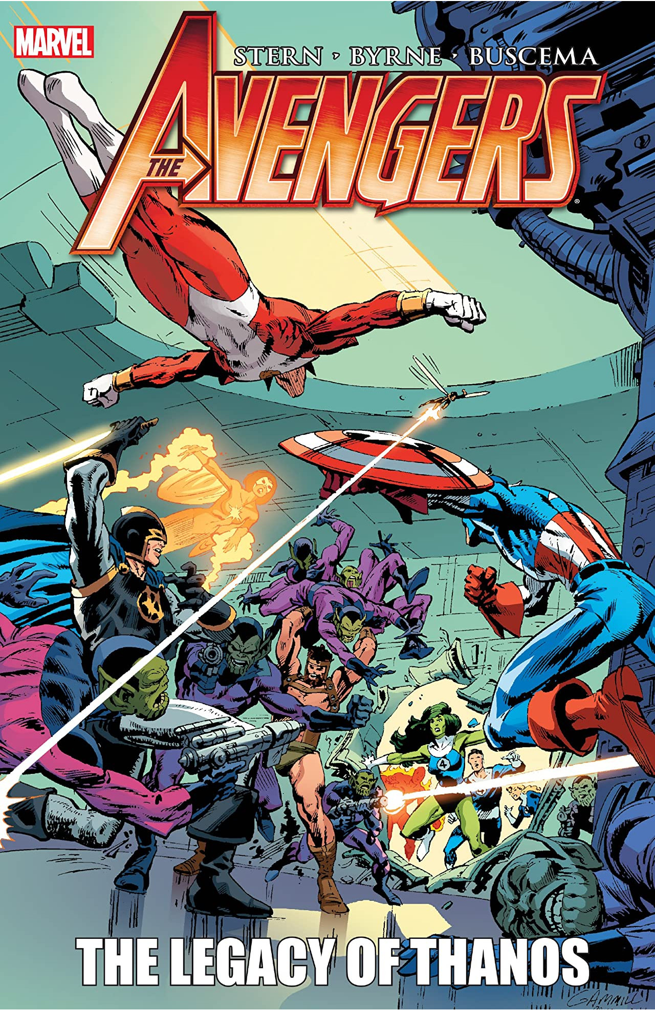 Avengers: The Legacy Of Thanos TPB Vol 1