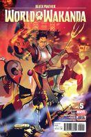 Black Panther World of Wakanda Vol 1 5