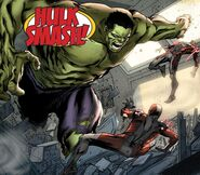 Bruce Banner (Earth-616) from Avenging Spider-Man Vol 1 21 001