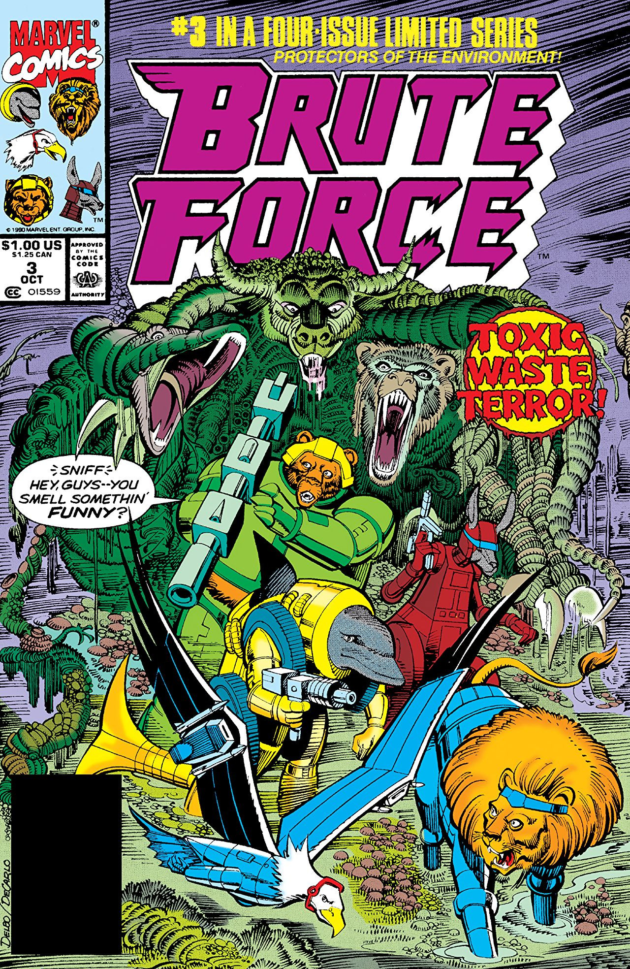 Brute Force Vol 1 3