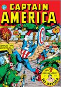 Captain America Comics Vol 1 20