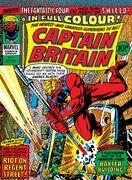 Captain Britain Vol 1 8