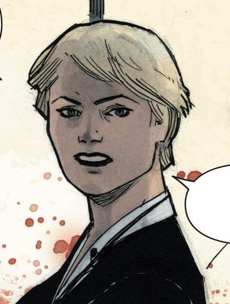 Clarissa Haines (Earth-616)