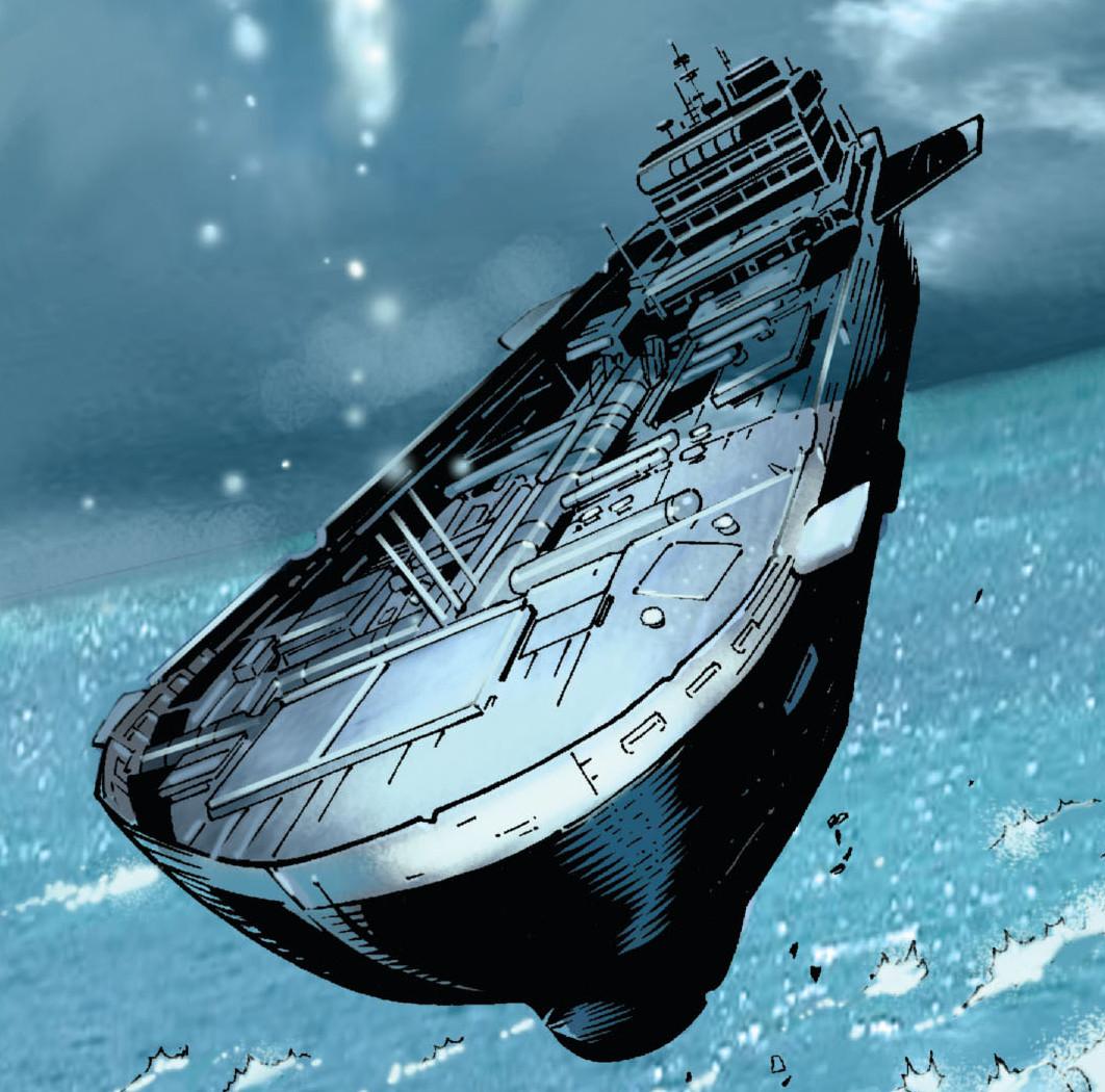 Conquistador (ship)
