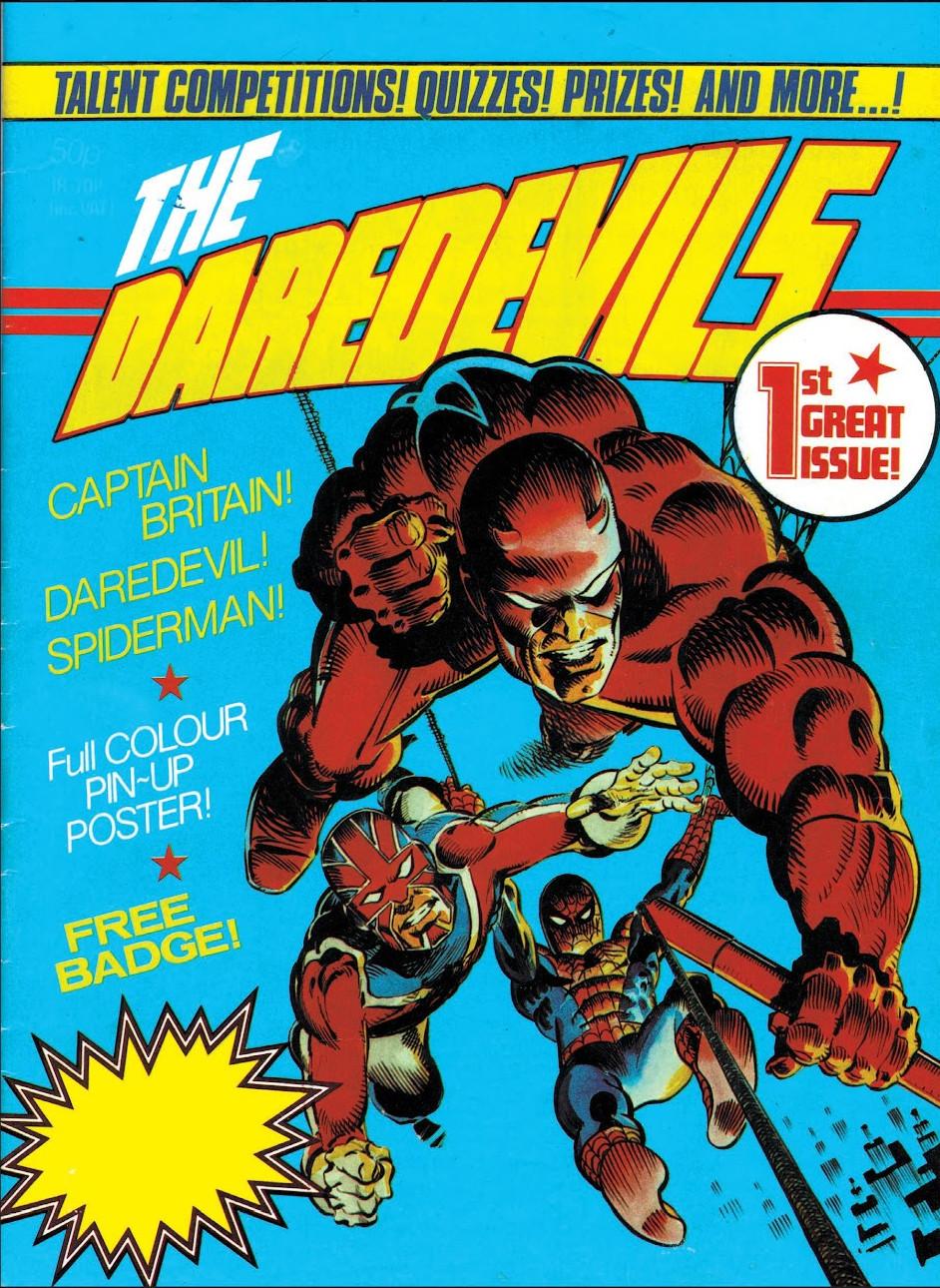 Daredevils Vol 1 1
