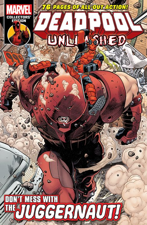 Deadpool Unleashed Vol 1 25