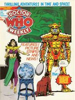 Doctor Who Weekly Vol 1 36