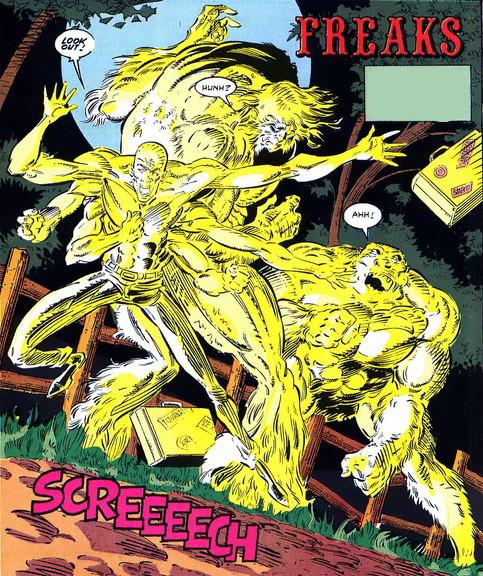 Freaks (Heroes) (Earth-616) from Marvel Tales Vol 2 256 0001.jpg