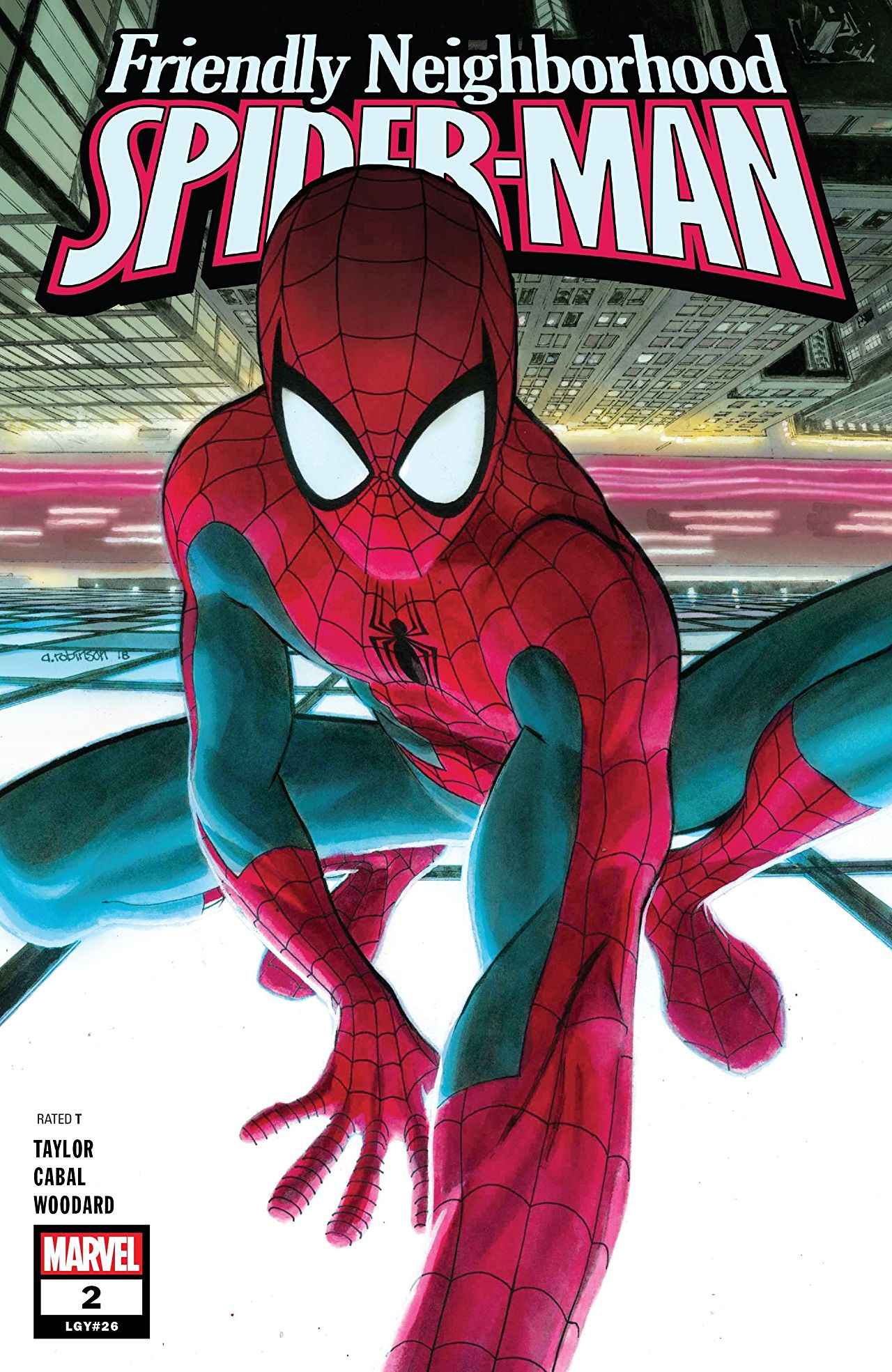 Friendly Neighborhood Spider-Man Vol 2 2