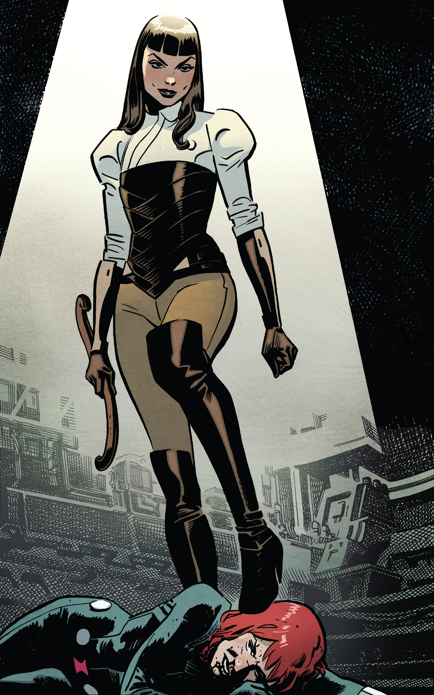 Headmistress (Anya) (Earth-616)