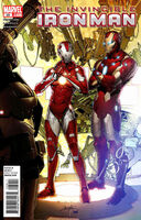 Invincible Iron Man Vol 2 29