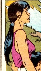 Maria Keeton (Earth-616)