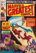 Marvel's Greatest Comics Vol 1 23