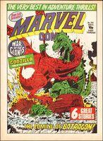 Marvel Comic Vol 1 341