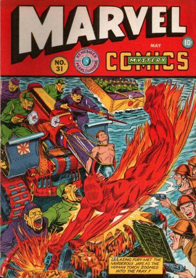 Marvel Mystery Comics Vol 1 31