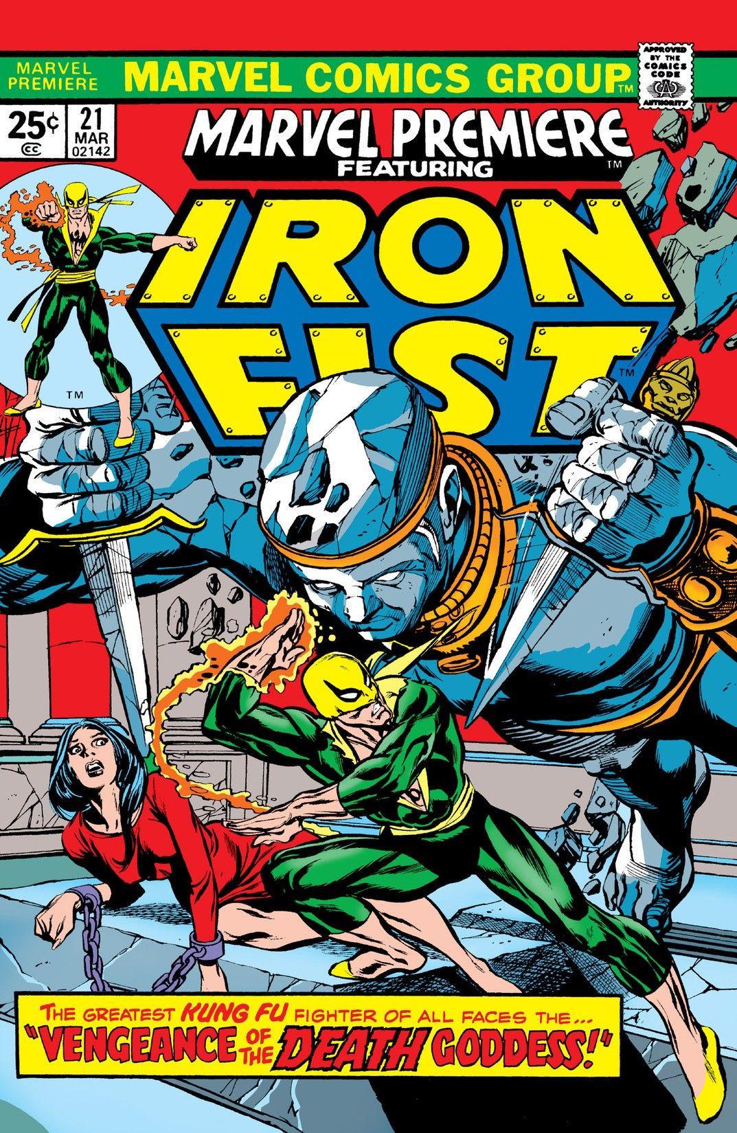 Marvel Premiere Vol 1 21