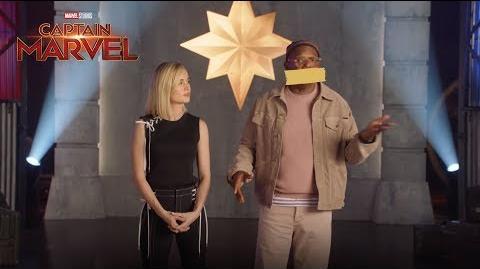 Marvel Studios' Captain Marvel Secrets Featurette