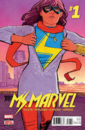 Ms. Marvel Vol 4 1