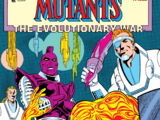 New Mutants Annual Vol 1 4