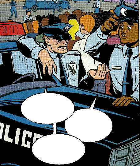 New York City Police Department (Earth-TRN566)/Gallery