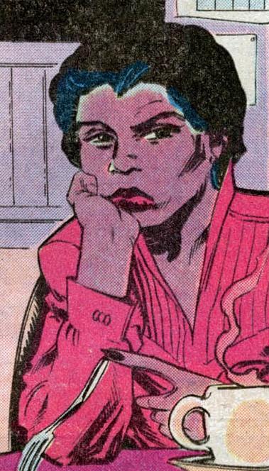 Pamela Kramer (Earth-616)