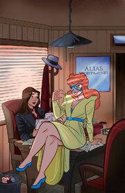 Patsy Walker, A.K.A. Hellcat! Vol 1 7 Textless.jpg