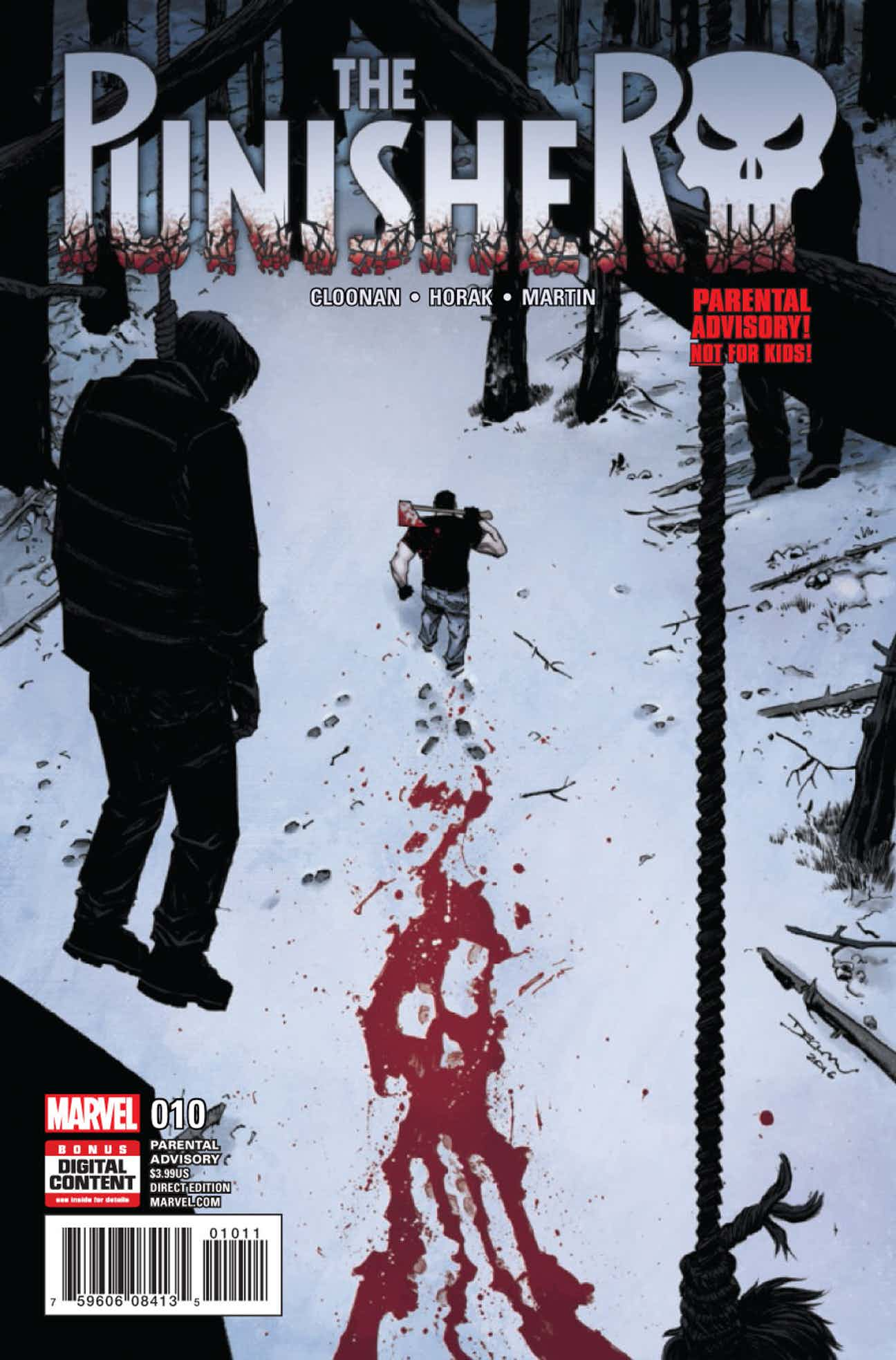 Punisher Vol 11 10