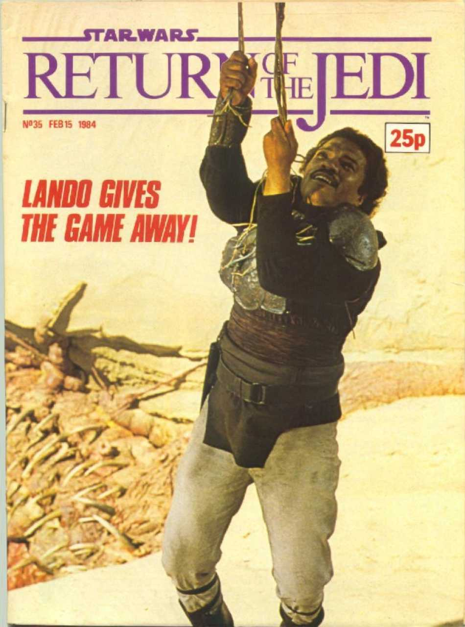 Return of the Jedi Weekly (UK) Vol 1 35