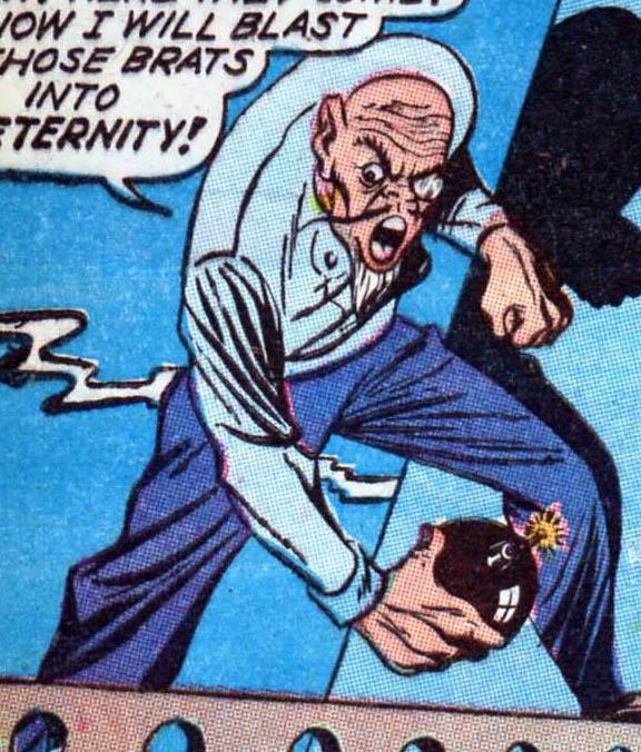 Richardo Bennett (Earth-616)