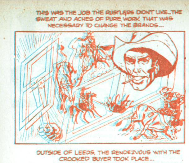 Rustlers' Roost Gang (Earth-616)/Gallery
