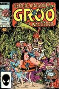 Sergio Aragonés Groo the Wanderer Vol 1 24