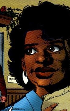 Shirley Washington (Earth-616)
