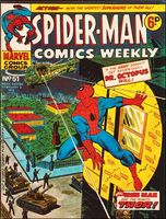 Spider-Man Comics Weekly Vol 1 51