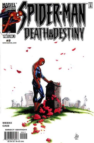 Spider-Man: Death and Destiny Vol 1 2