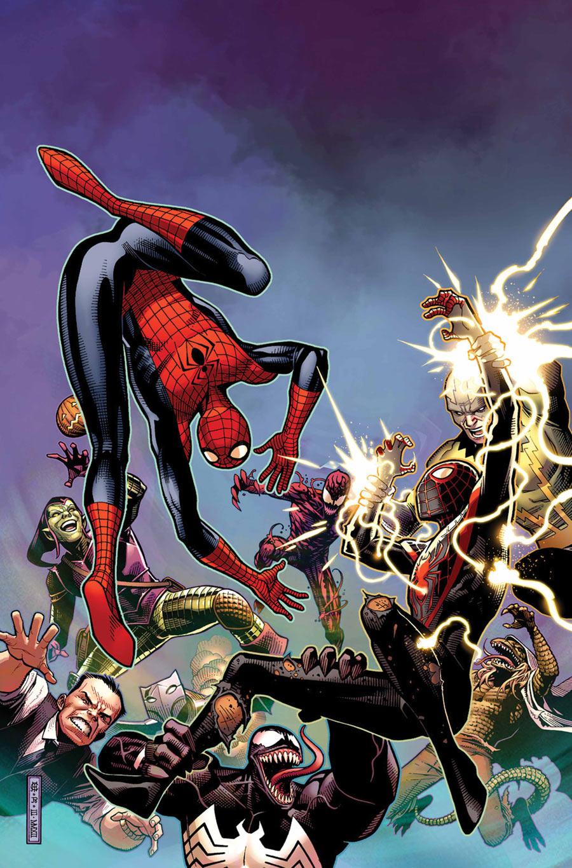Spider-Men Vol 1 3 Solicit.jpg