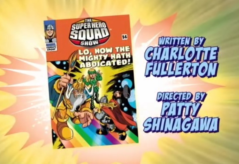 Super Hero Squad Show Season 2 10
