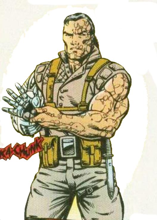 Thomas Pyke (Earth-616)