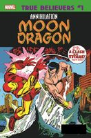 True Believers Annihilation - Moondragon Vol 1 1