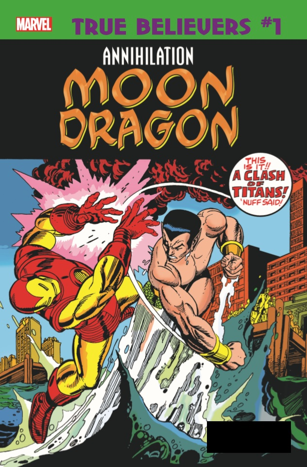 True Believers: Annihilation - Moondragon Vol 1 1