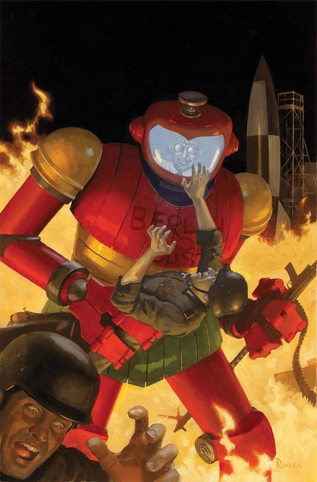 Electro (Robot) (Earth-616)