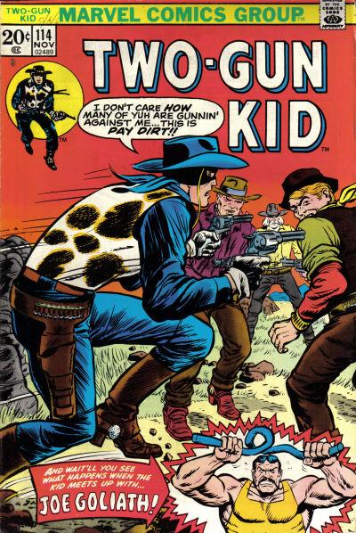 Two-Gun Kid Vol 1 114