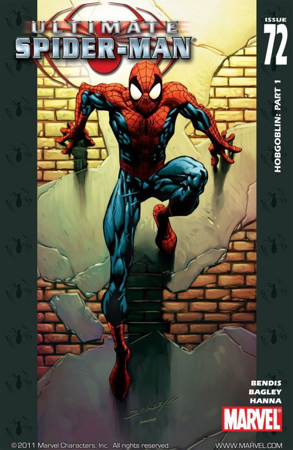 Ultimate Spider-Man Vol 1 72
