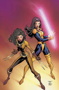 Uncanny X-Men Vol 1 460 Textless