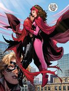 Wanda Maximoff (Earth-616) and William Kaplan (Earth-616) from Avengers The Children's Crusade Vol 1 6 001